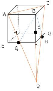立体の表面積と体積サンプル4