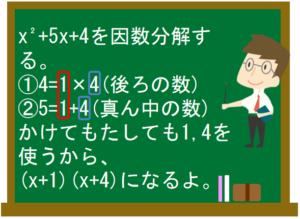 式の展開と因数分解11