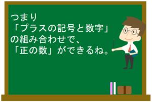 正の数・負の数と四則演算1