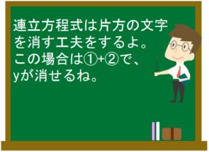 連立方程式6