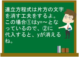 連立方程式8